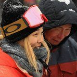 "Cue the Tears! Chloe Kim's Dad Calls Her His ""American Dream"" After Gold Medal Win"