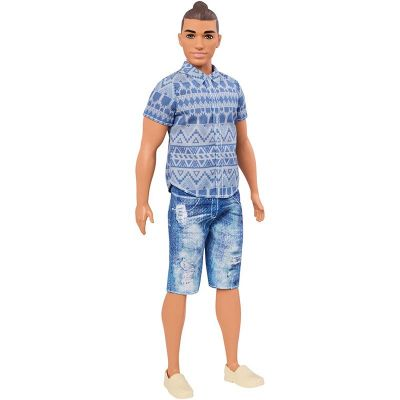 The New Ken Is A Hipster, Complete With A Man Bun