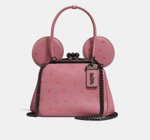 This Coach Minnie Mouse Collection Is Making Grown Women Squeal