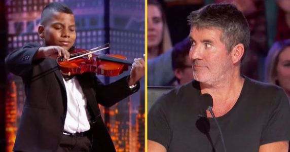 11-Year-Old Cancer Survivor Bullied For Being Sick Got Simon Cowell's Golden Buzzer