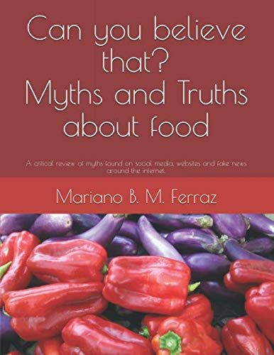 New book tackles food myths