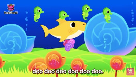 Baby Shark Has A Valentine's Day Song, So Hide Your Kid's Tablet Until Feb. 15