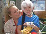 Strange illness caused Louisville boy to sleep for 2 weeks
