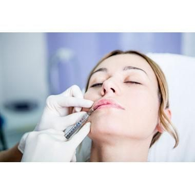 Easing Pain During Lip Injections