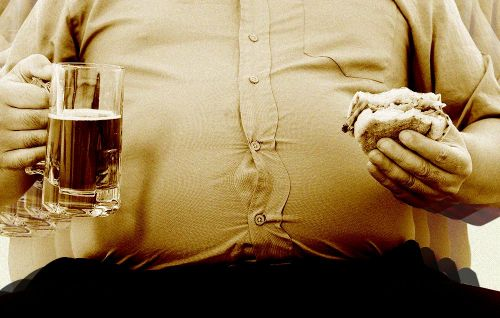 If Your Neighbors Are Obese, It Could Be Contagious