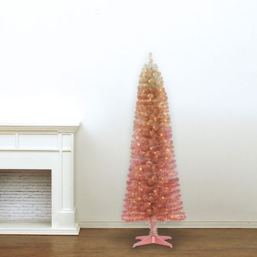 Ombre Christmas Trees Are Our Beautiful New Obsession