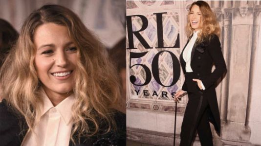 Blake Lively's Bedhead Hairstyle Is The Trend We've Been Waiting For