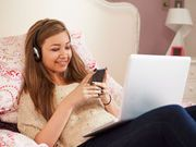 Smartphones, Tablets Sabotaging Teens' Sleep