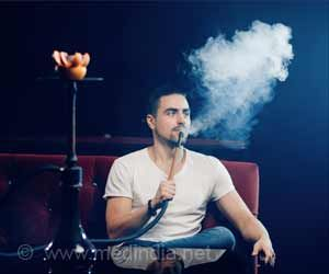 Smoking Hookah can Increase The Risk of Blood Clots