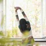 4 Stretches to Do While Your Morning Coffee Is Brewing