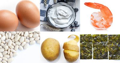Top Foods High in Iodine