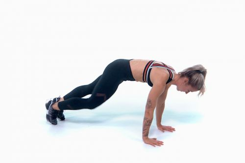 The 20-Minute HIIT Workout You Can Do Literally Anywhere