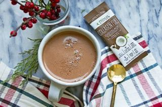 Midweek Quick Cooking: Chocolate Collagen Hot Cocoa