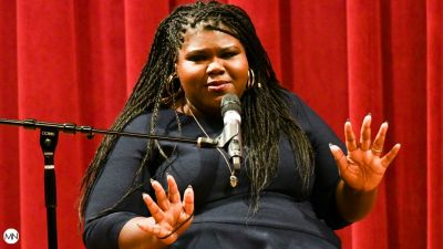 "Gabourey Sidibe On Those Who Try To Fat Shame People Into Weight Loss: ""You Are A Giant, Gaping A-hole"""
