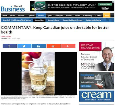 """Dear ChronicleHerald, Publishing Industry Talking Points As """"Commentary"""" Does A Disservice To Your Readers"""