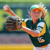 Maddy Freking Was a Defensive Star at the Little League World Series - Watch Her Standout Plays