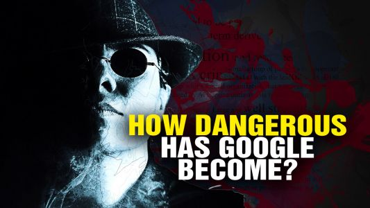 Google Executive admits they are thought police and will be intervening to stop Trump in 2020