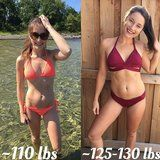 Before Making a New Year's Resolution to Lose Weight, You Need to See This Before and After