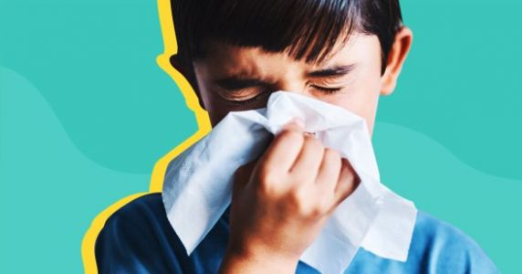 Don't Worry, It's 'Just' Allergies, Not A Contagious Illness