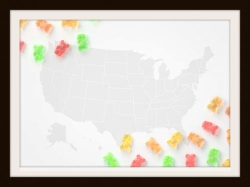'Gummiceutical' manufacturer TopGum expands into US