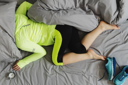 Exercise may improve sleep, but may not be perceived: Study