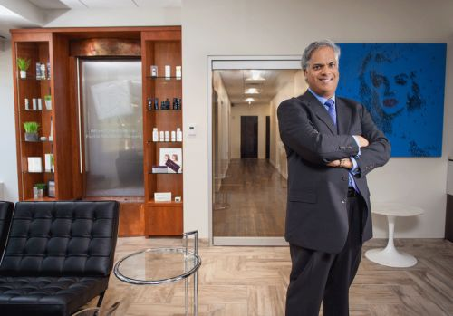 Dr. Pradeep Sinha Featured In Atlanta Magazine