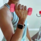 4 Tips For Using Dumbbells During the Arms Portion of Your At-Home Cycling Workout