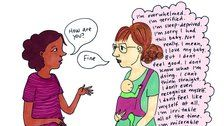 These Comics Shed Light On The 'Scary Thoughts' That Can Come With Motherhood