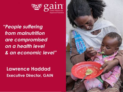 WFD2017: What are the Human and Economic Costs of Malnutrition?