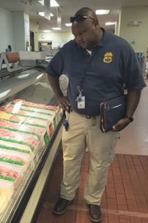 Faces of Food Safety: Meet of FSIS Joseph Ndungu