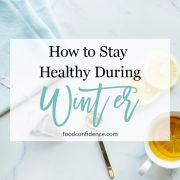 How to Stay Healthy in Winter