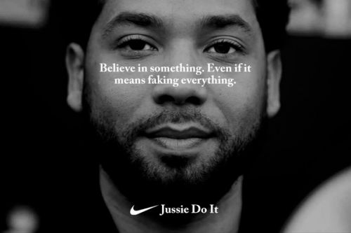 Jussie Smollett hate crime hoax: He did not act alone. event was staged at the highest levels of the deep state, say sources