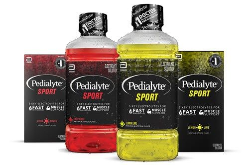 Abbott launches Pedialyte adult rehydration range