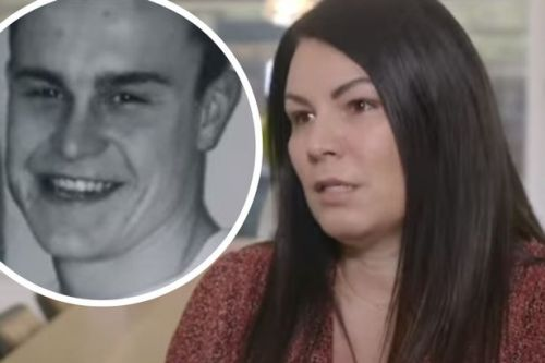 'My son killed himself after cocaine changed his personality'