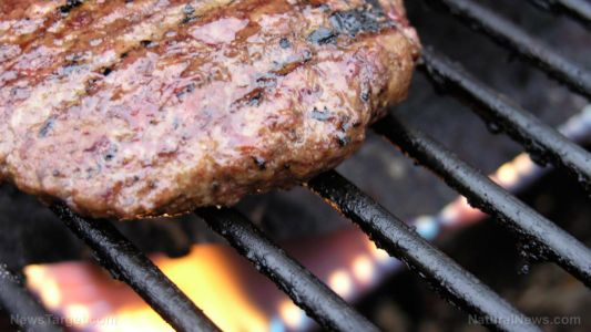 Why grilled meats could be the cause of your high blood pressure