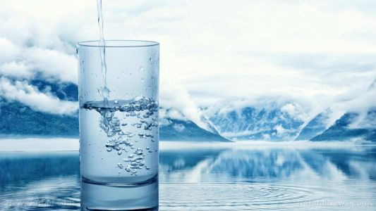 Silicon-rich mineral water is a safe, effective way to eliminate aluminum from your body