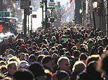 Living in a big city makes you MEAN, study finds