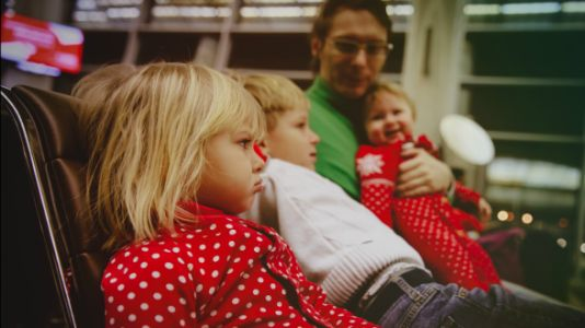 5 Reasons I Refuse To Travel With My Small Children