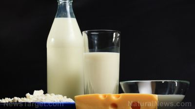 Desperate: Dairy study claims drinking more milk will reduce diabetes, hypertension