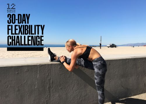 12 Minute Athlete 30-Day Flexibility Challenge
