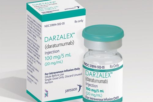 Upfront Darzalex Boosts PFS in Genetically High-Risk Myeloma