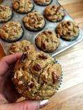 These Stevia-Sweetened Banana Protein Muffins Are Perfect If You're Cutting Back on Sugar