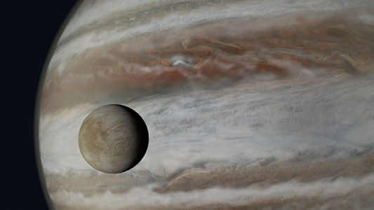 Astronomers say that Europa may have alien life, and it won't be hard to find