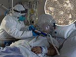 Hospital discovers contagious coronavirus particles floating 16 FEET away from patients