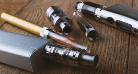 First Death Reported as Cases Linked to Vaping Rise