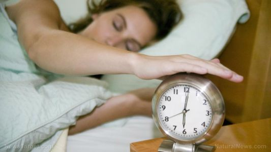 Improve sleep quality by increasing your intake of these 8 vitamins and minerals