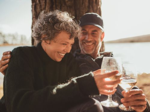 Are you having a midlife drinking crisis? 'Habitual drinking is one of the hazards of being older and more settled'