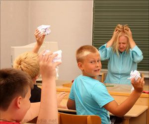 Younger Children in Class Maybe Wrongly Diagnosed with ADHD: Study