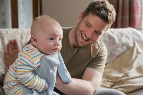 Infant Reflux: Why Does My Baby Spit Up?
