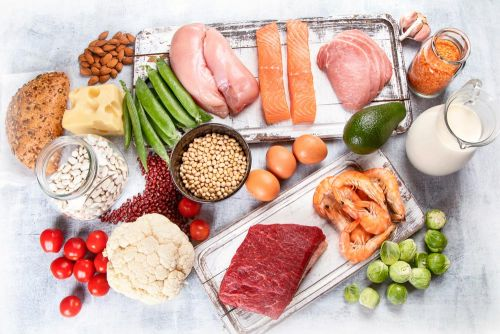 Is One Form of Protein Best for Older Adults with Muscle Loss?